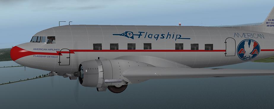 Heinz DC-3 — OLD AFM Backup