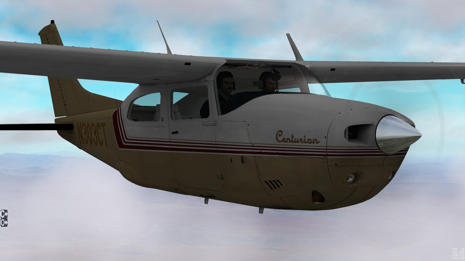 More great liveries for the Cessna Centurion - SimCoders com
