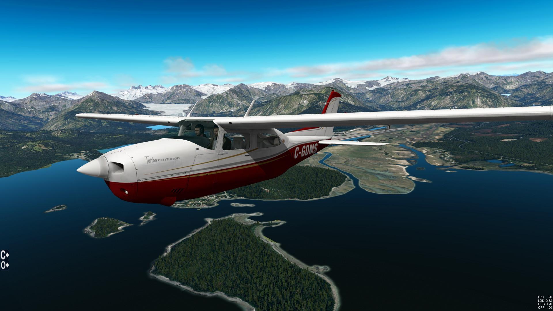 Cessna Centurion C-GDMS