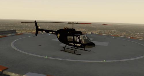 x-plane bell 206 jet ranger iii