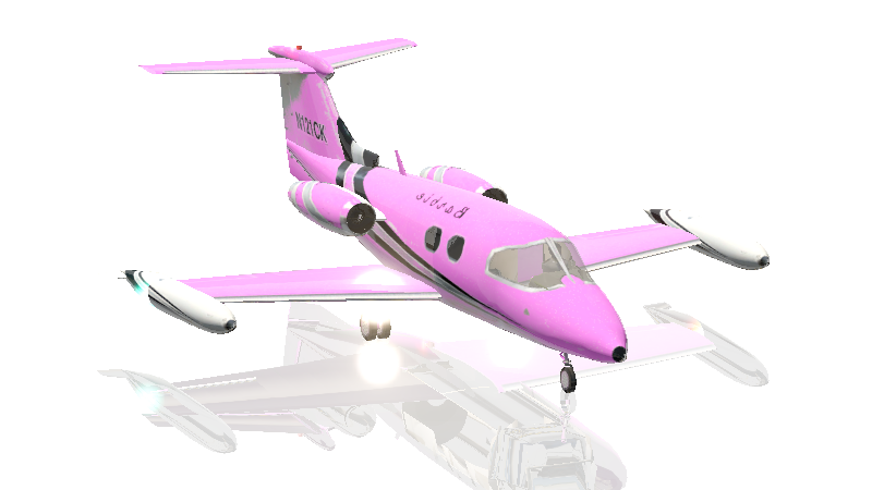 Learjet 23 Barbie livery - Aircraft Skins - Liveries - X-Plane Org Forum