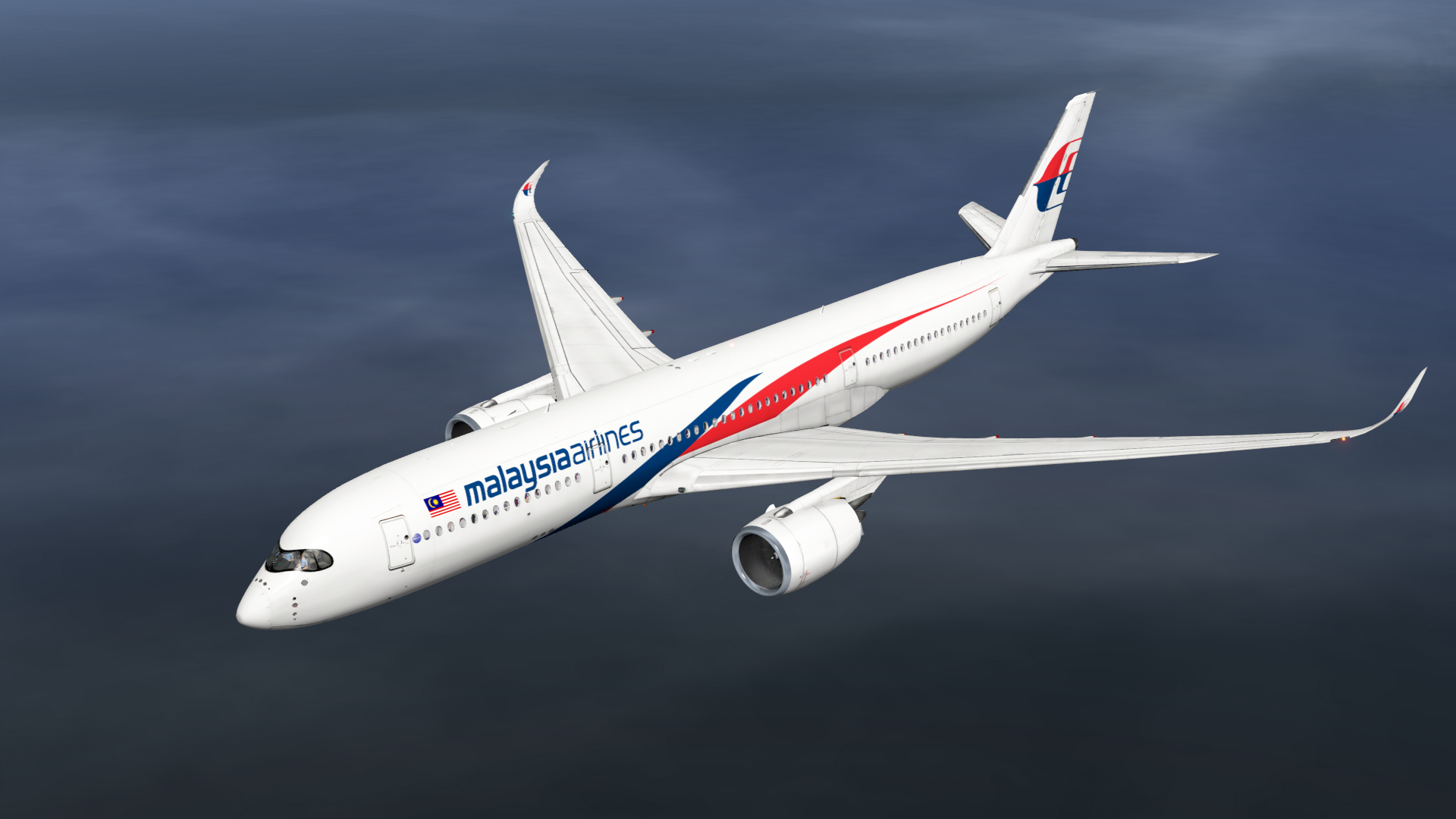 Malaysia Airlines Airbus A350-900 - Aircraft Skins - Liveries - X