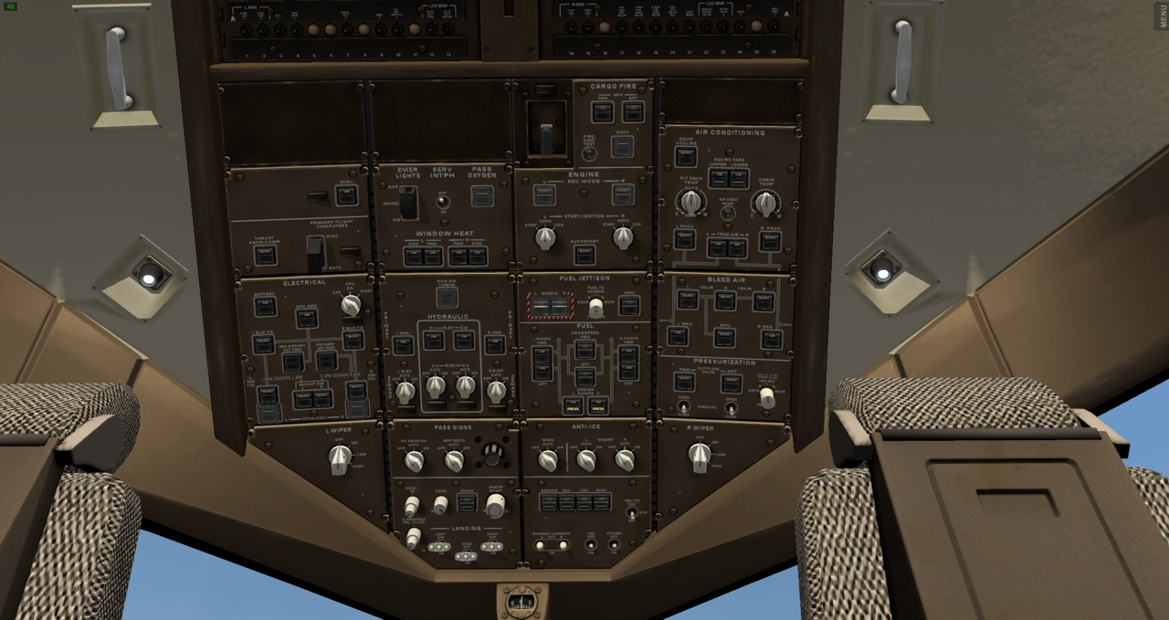 Pumper's realistic Boeing 777 cockpit - Civilian Fixed-Wing Heavy