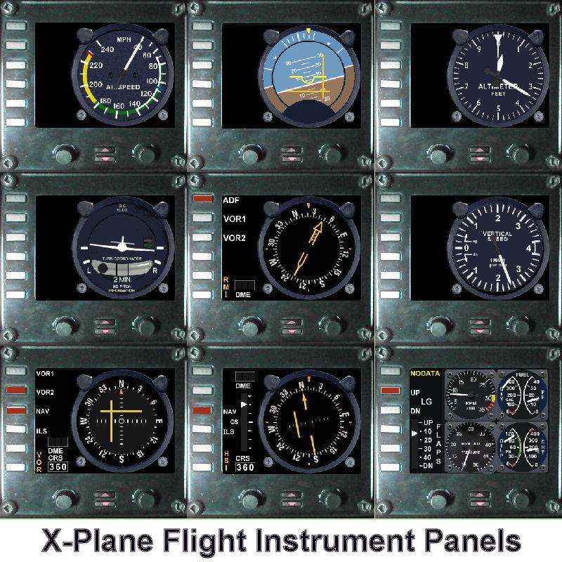 Saitek FIP Flight Instrument Panel Support - Utilities - X
