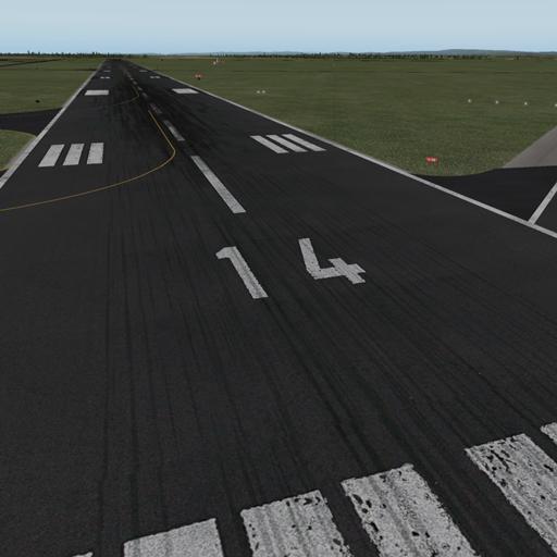 Enhanced Runways HD By FlyJSim - Scenery Enhancement Packs