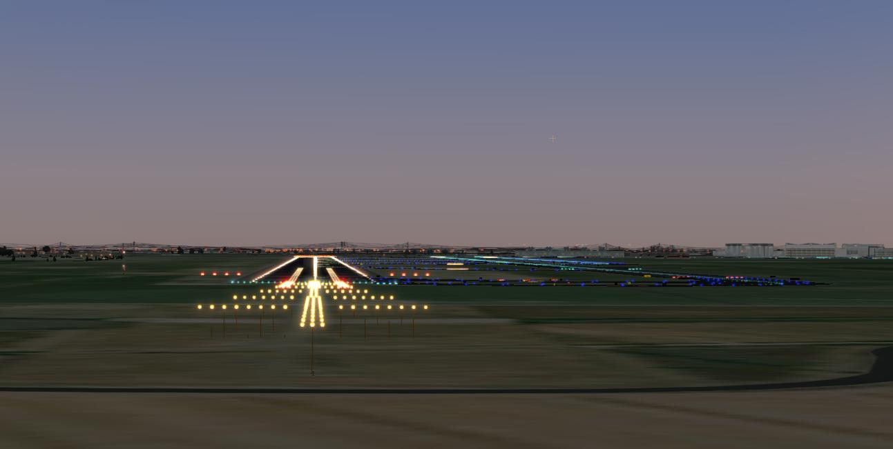 Enhanced Runway Lights - Scenery Enhancement Packs - X-Plane Org Forum
