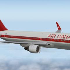FF767-300 ER - Air Canada Retro-livery, C-GAUN