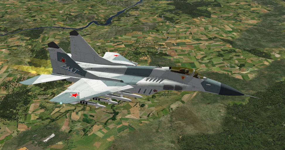 MIG-29 SMT - Military Fixed-Wing 1946 and after - X-Plane Org Forum