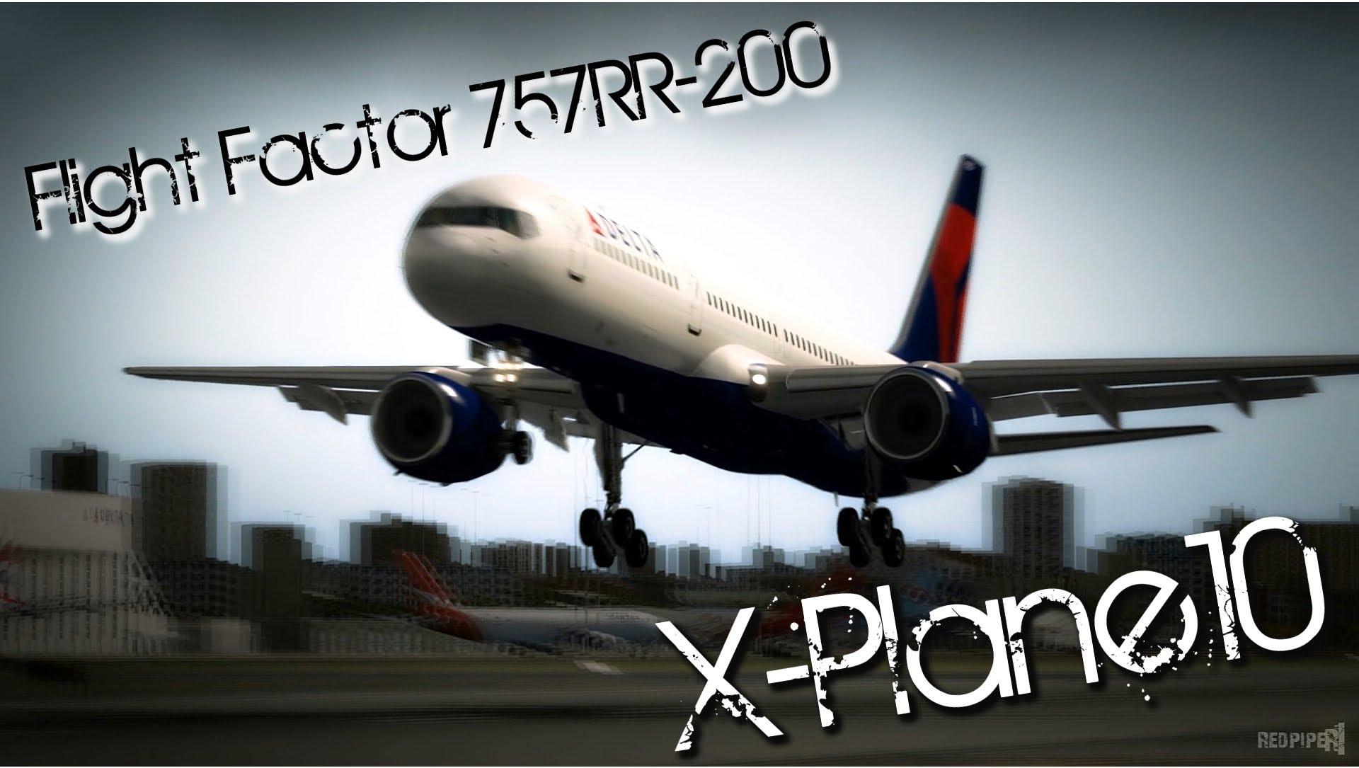 SOP manual for FF 757 Professional - Utilities - X-Plane Org