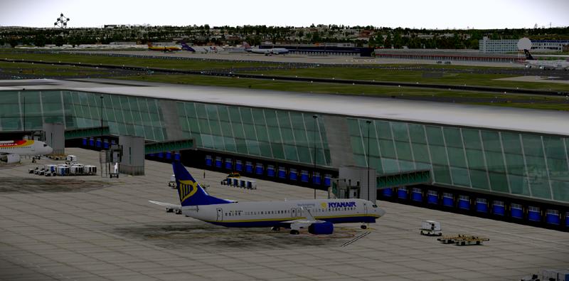 EBBR Brussels Airport - Scenery Packages (v11,v 10, v9) - X-Plane
