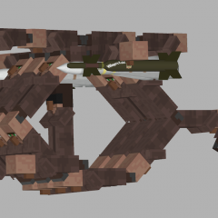 Minecraft] Villager helicopter (from Villager News