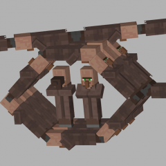 Minecraft Villager Helicopter From Villager News Freestyle