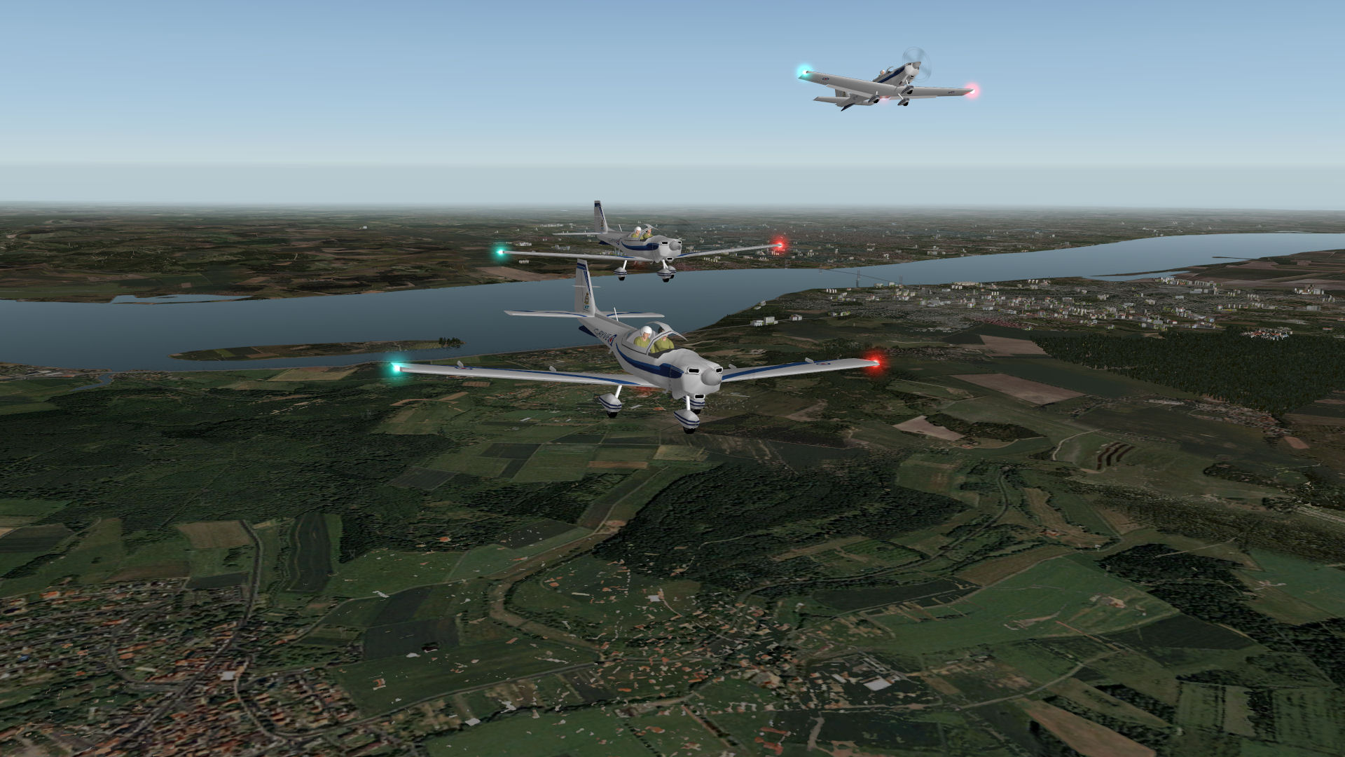 Grob Tutor 115E - Military Fixed-Wing 1946 and after - X-Plane Org Forum