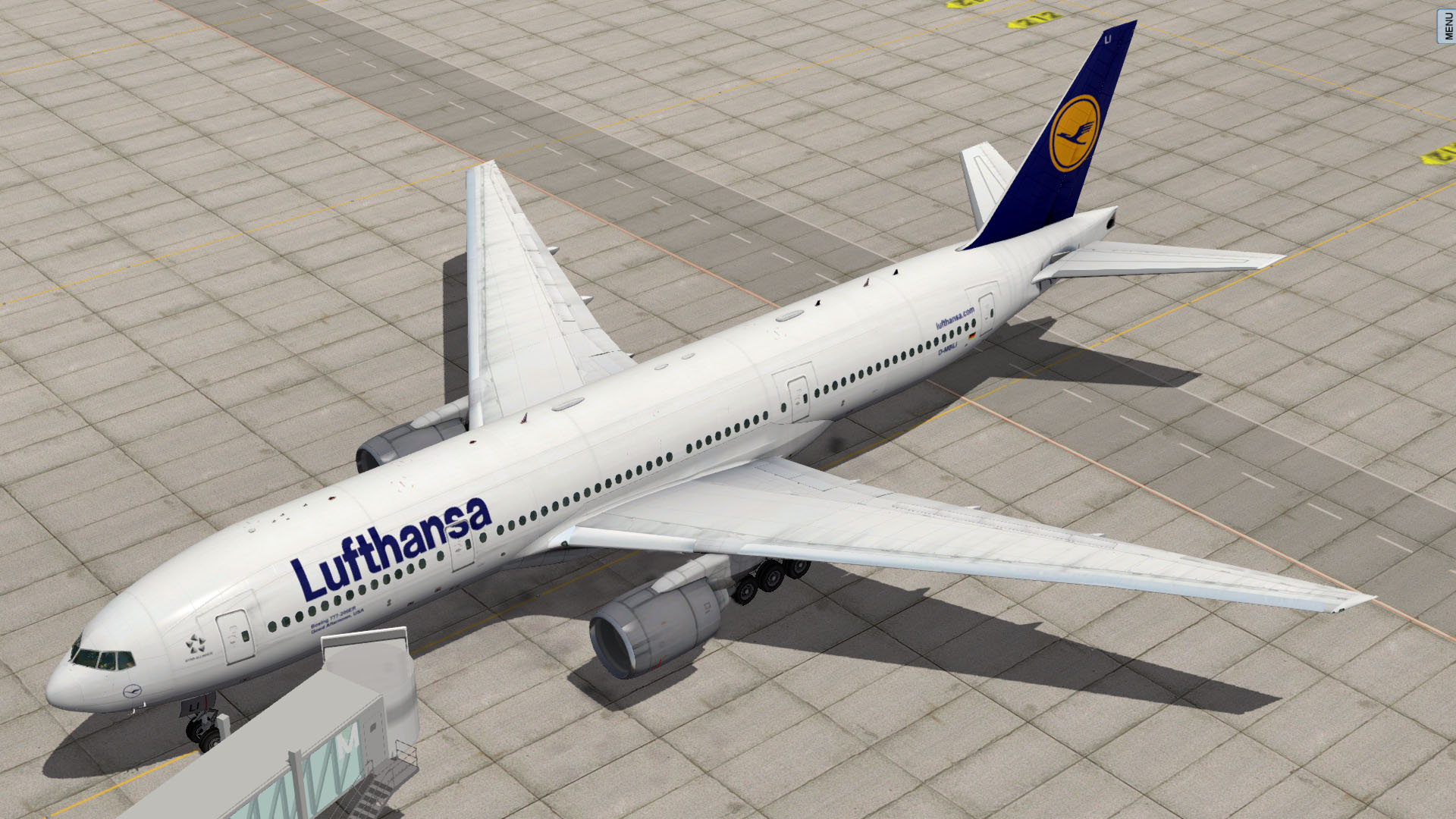 X Plane 11 Freeware 777