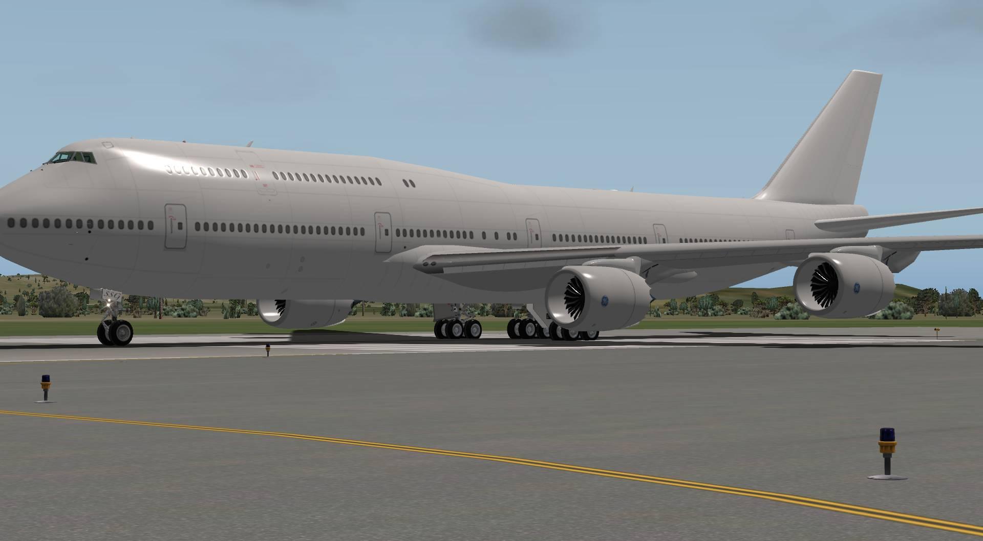 SSG 747-8 Series (Version 2 0) Paint Kit - Aircraft Skins