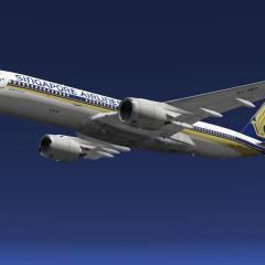 Singapore Airlines Airbus A350-900 - Aircraft Skins - Liveries - X