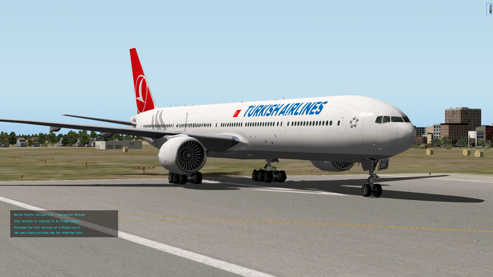 Turkish Airlines - Boeing 777-300 ER - Aircraft Skins