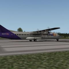 Payware ATR 72 Fedex - Aircraft Skins - Liveries - X-Plane