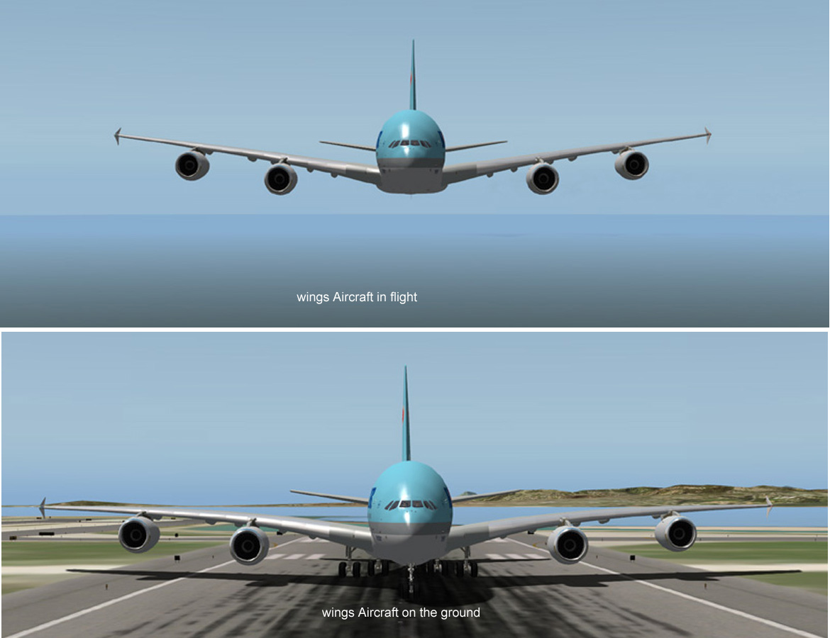 Airbus A380-800 for XP9 70 - Civilian Fixed-Wing Heavy Metal