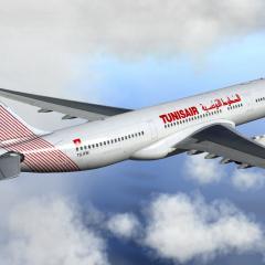 Tunisair - Airbus A330-200 JarDesin - Aircraft Skins - Liveries - X