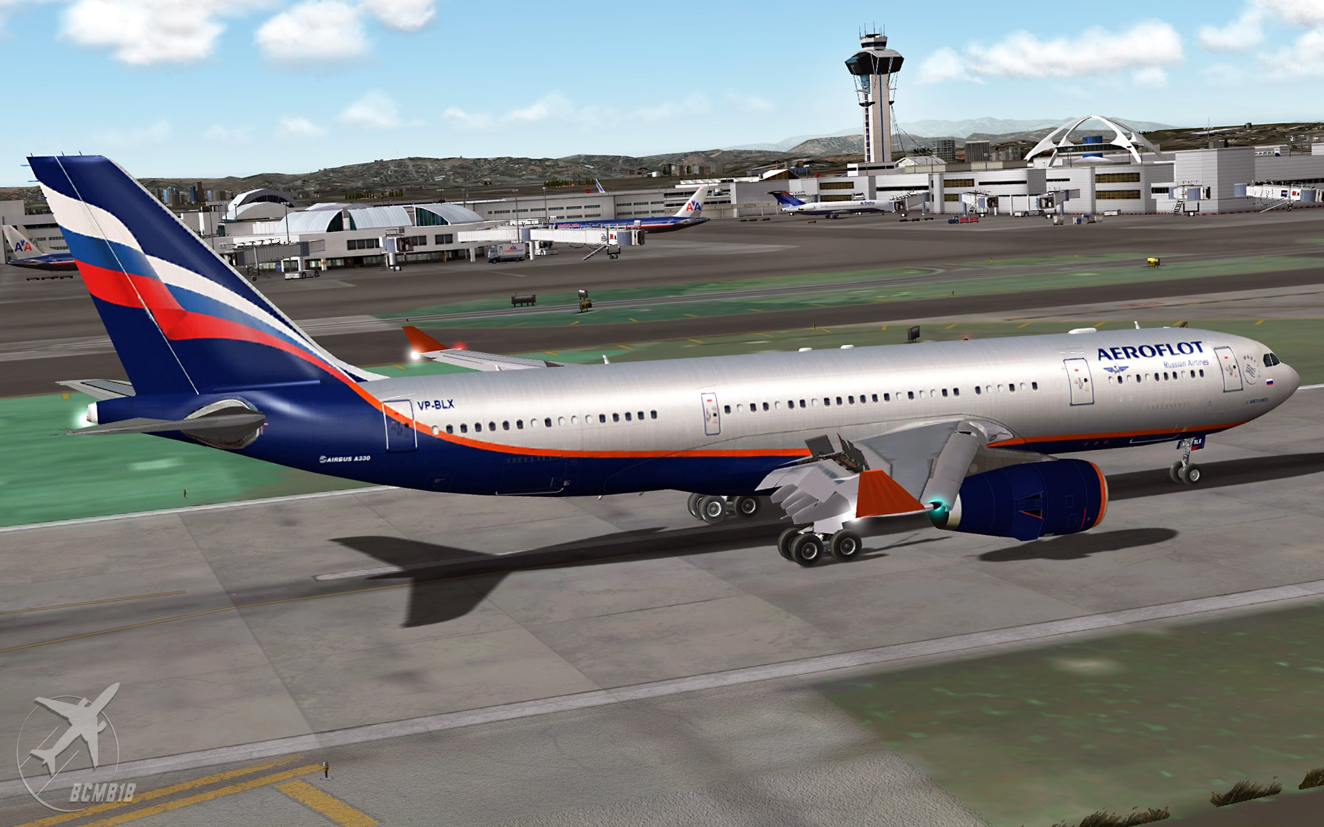 Aeroflot A330 RR - Aircraft Skins - Liveries - X-Plane Org Forum