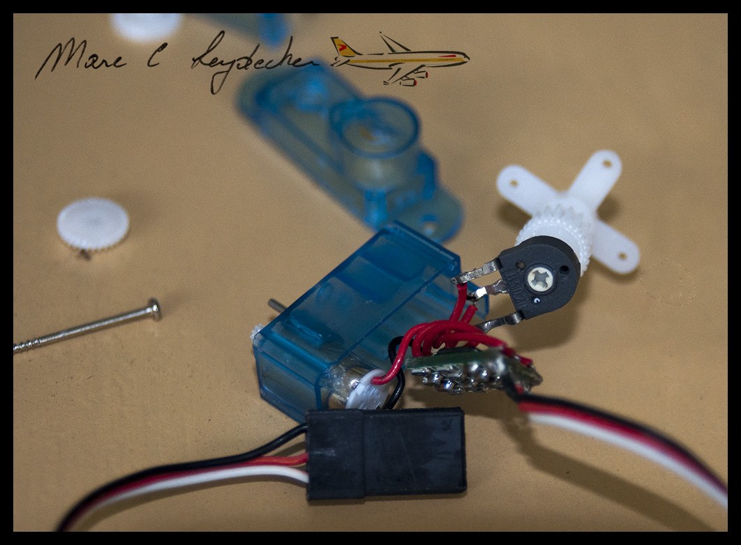 Interfacing Flap Gauge using Arduino - Tutorials - X-Plane Org Forum