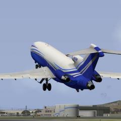 FlyJSim 727-200 M-STAR - Aircraft Skins - Liveries - X-Plane Org Forum