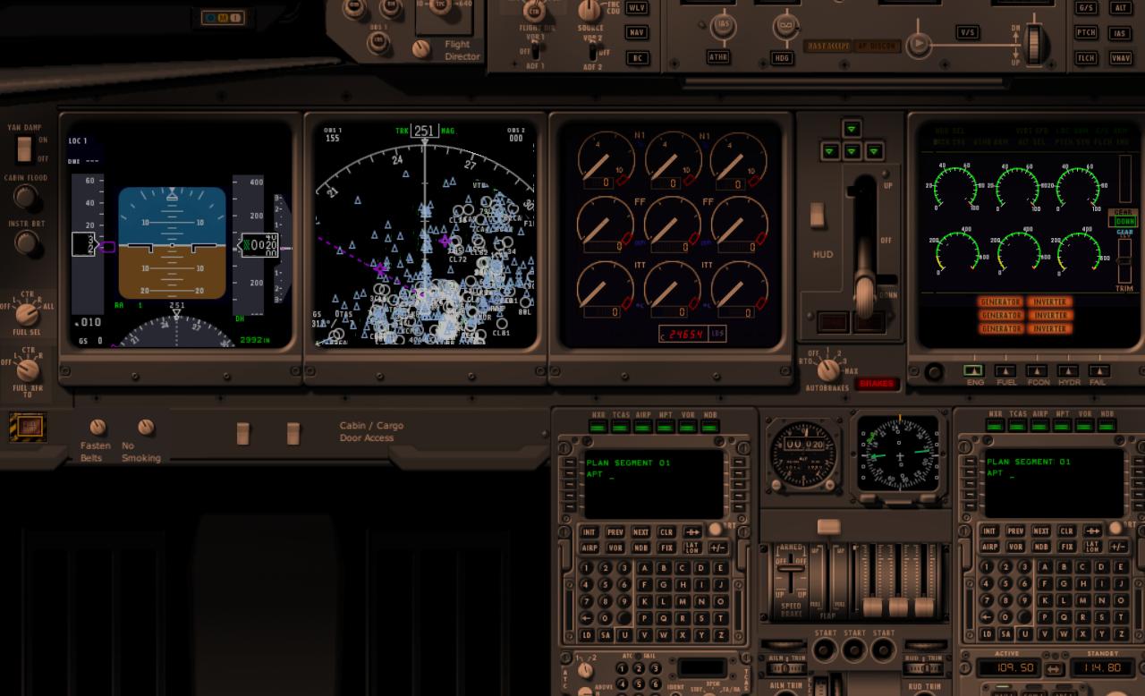 Overland MD-11 FSX conversion - Civilian Fixed-Wing Heavy