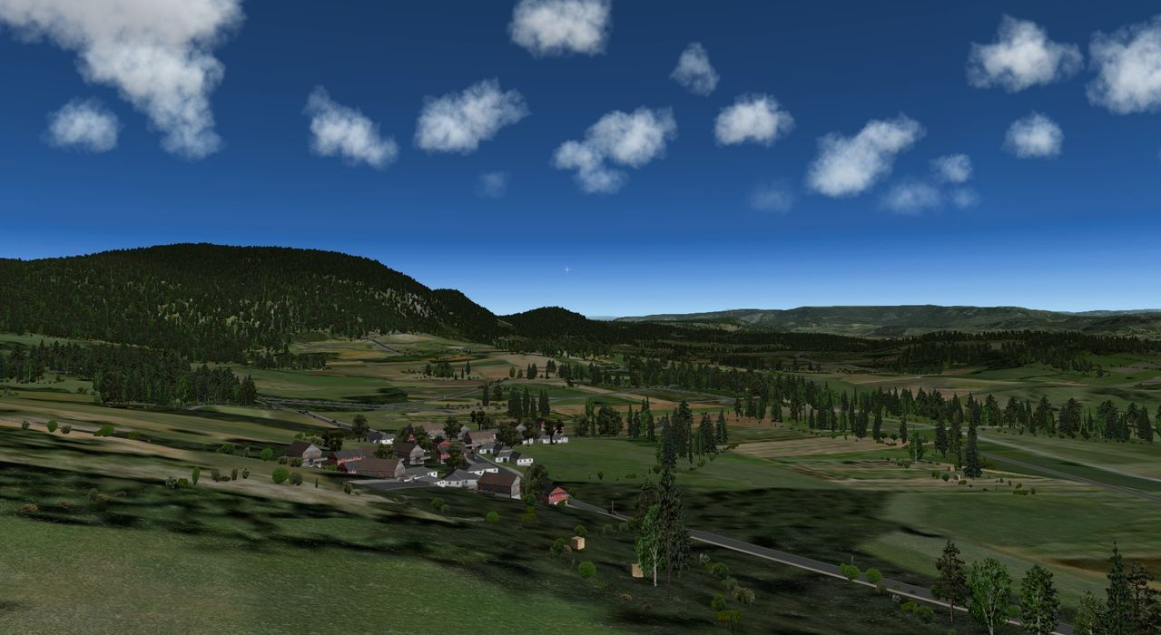 Norway Pro VFR Scenery WorldXPlane Scenery XPlaneOrg Forum - Norway map farming simulator 2015