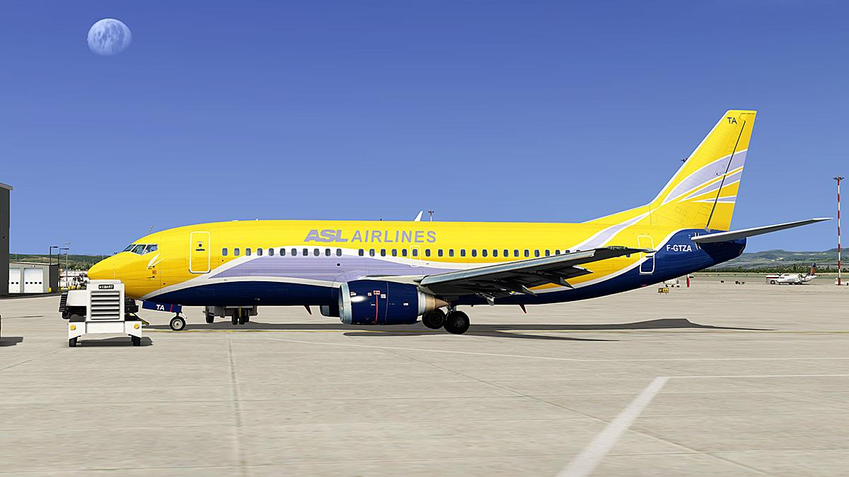ASL for IXEG Boeing 737-300 - Aircraft Skins - Liveries - X-Plane