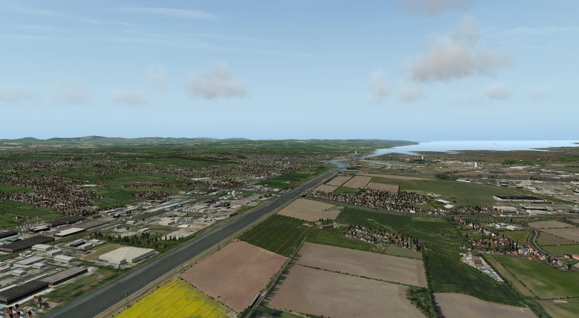 GB Pro v2 (Detailed VFR scenery for Great Britain