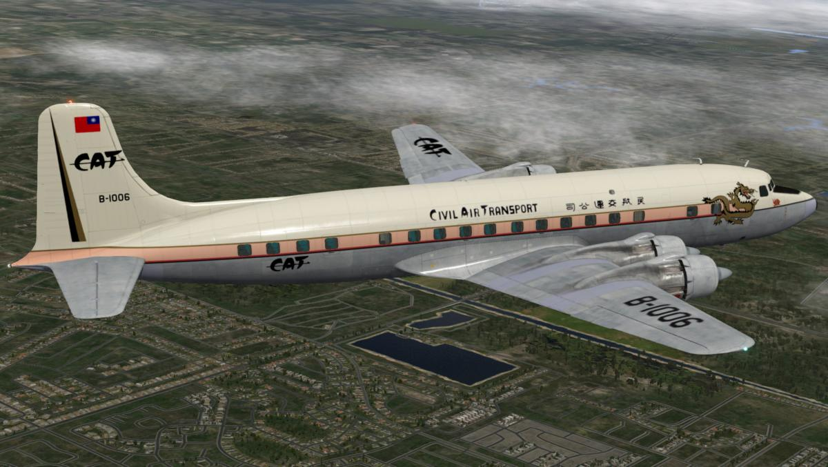 Sixes of the CIA - Aircraft Skins - Liveries - X-Plane Org Forum