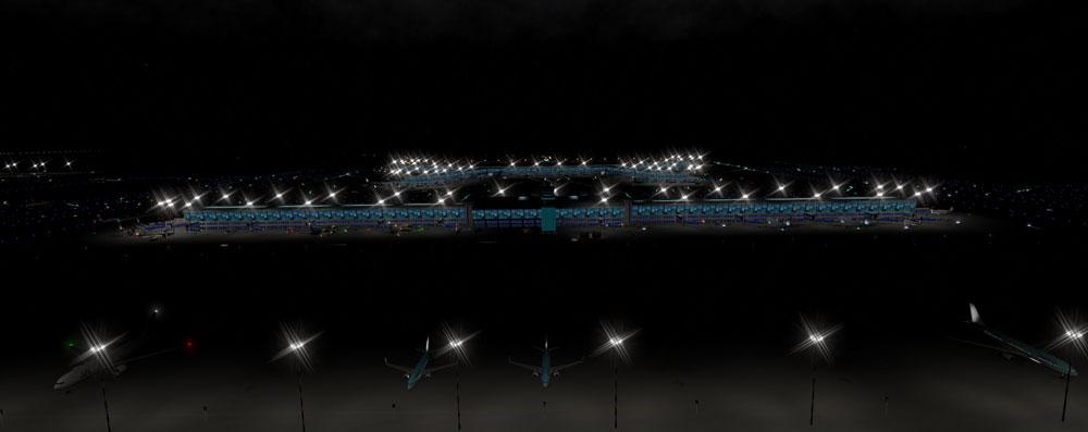 RKSI - Incheon International Airport - Scenery Packages (v11