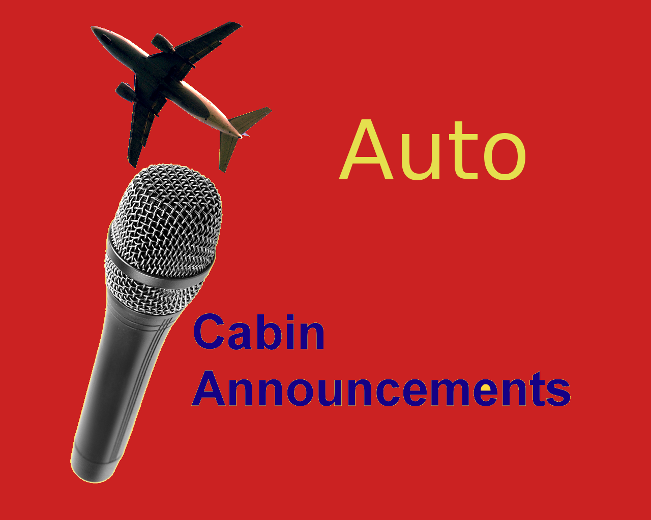 Automatic Cabin Announcements For 3j Sound Engine Plugin Utilities