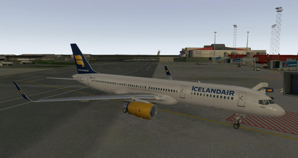 FlightFactor 757 v2 Icelandair TF-FIO and TF-FIC - Aircraft