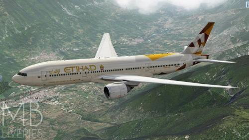 Materials NG plugin - Boeing 777 series Flight Factor