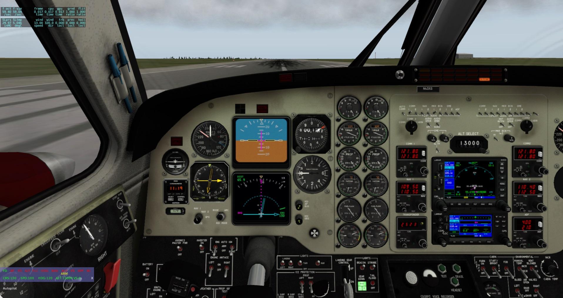 Universal autopilot - Utilities - X-Plane Org Forum