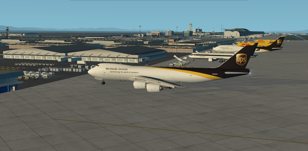 RJBB - Kansai International Airport - Scenery Packages (v11