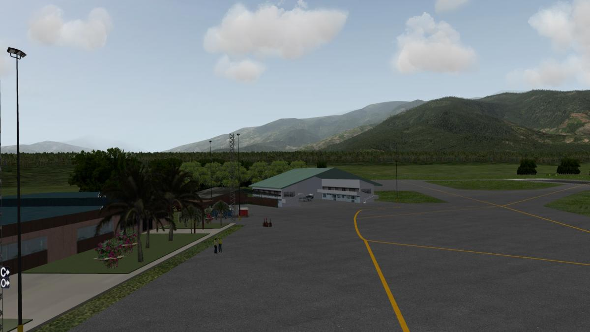 Perales Airport, Ibague, Colombia - Scenery Packages (v11,v