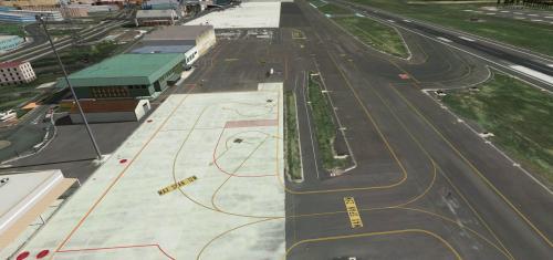 GCXO Tenerife Norte - Los Rodeos airport - Scenery Packages
