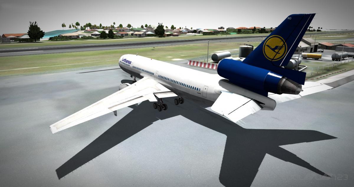 X Plane 11 Dc 10