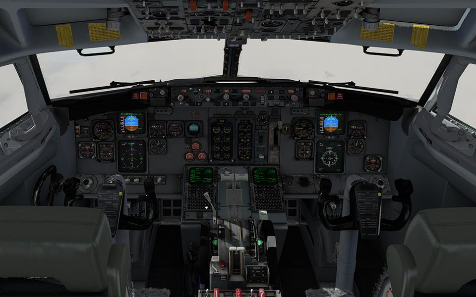 B733 CREW by Georgy (for IXEG 737) - Utilities - X-Plane Org