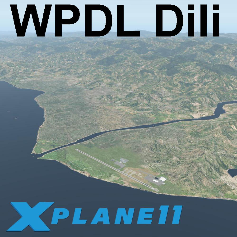 Aeroporto Dili : Wpdl dili international airport east timor scenery packages v11 v