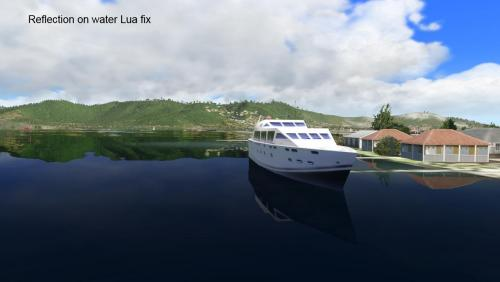 Water Fix and Default fog control xp11 - Scenery Enhancement