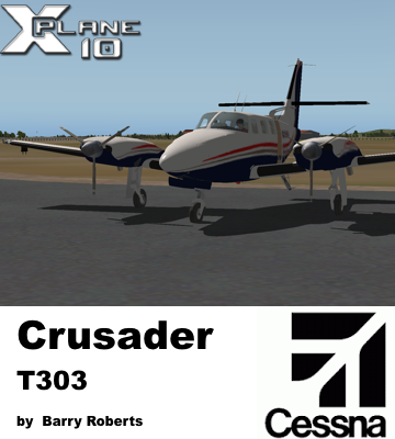 Civilian fixed wing light aircraft 1946 and later x plane forum cessna crusader t303 fandeluxe Images