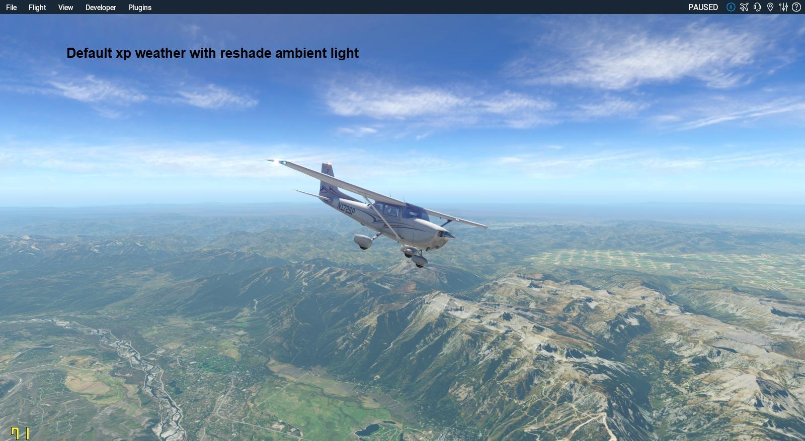 Plane Reshade