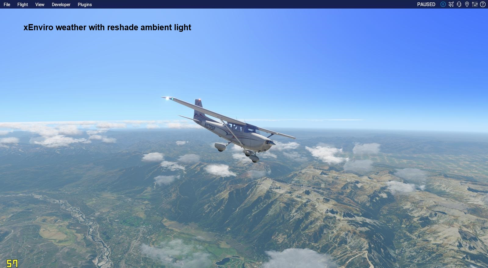 Ambient light reshade preset - Utilities - X-Plane Org Forum