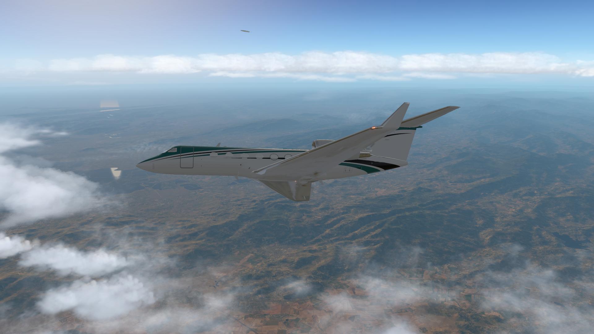 Gulfstream G-IV SP V11 - General Aviation - X-Plane Org Forum