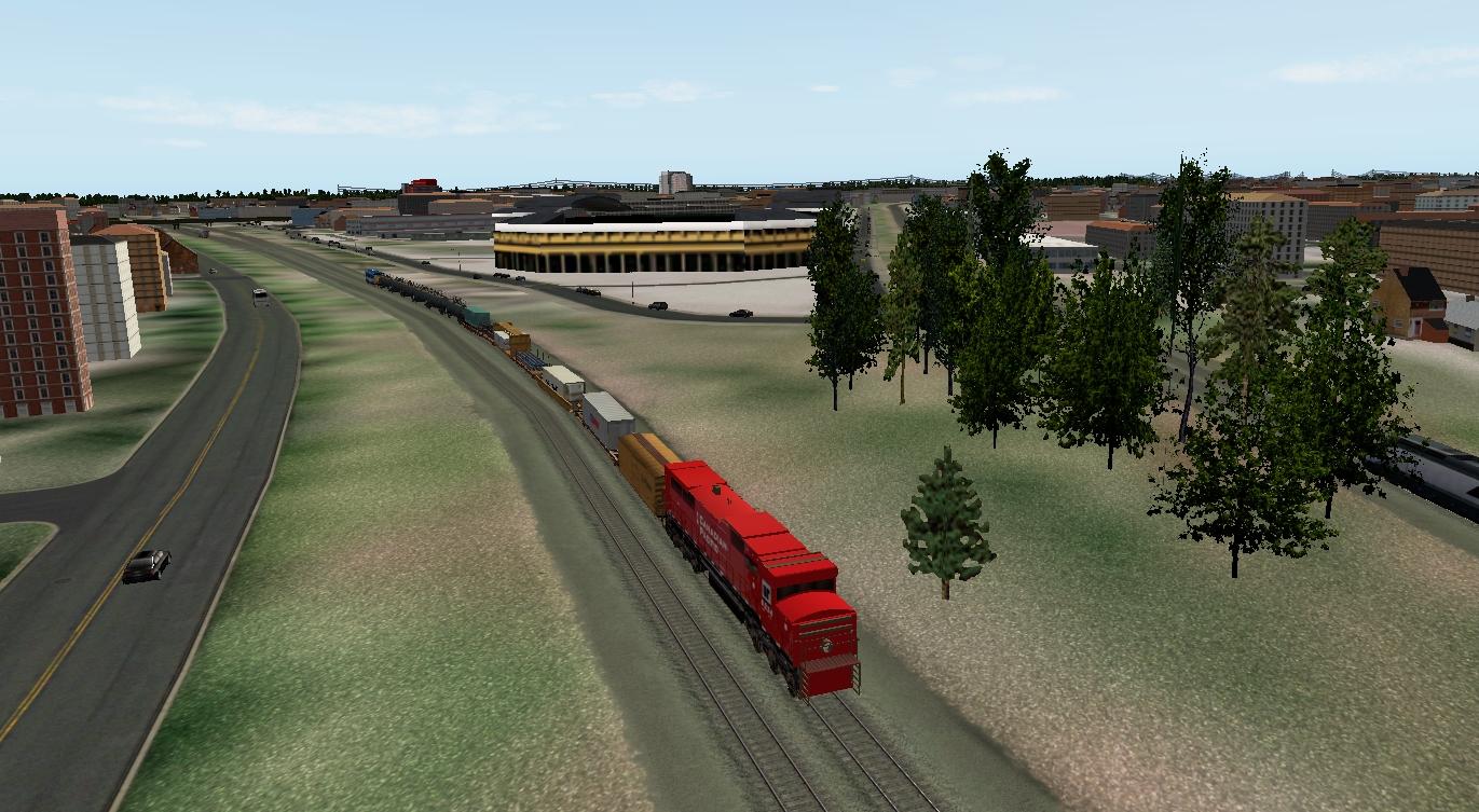 Trains Extension - Scenery Packages (v11,v 10, v9) - X-Plane
