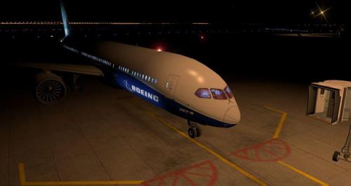 Boeing 787-9 Version 0 5 Beta - Civilian Fixed-Wing Heavy